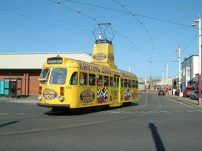 630 - Rigby Road Depot - 18th July 2004