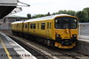 Class 950 unit number 950 001 at Exeter St Davids<br /> 28th July 2011