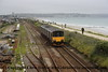 Class 150 2 Car Sprinter DMU number 150 127 passes Ponsandane with 2C45 0928 Exeter St Davids to Penzance.<br /> 25th June 2011