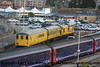 Class 37 Diesel Locomotive number 97 301 with Mk2 DBSO number 9701 at Penzance.<br /> 18th June 2011