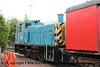 Class 03 Diesel Shunter number 03 073 at Crewe Heritage Centre.<br /> 1st August 2018