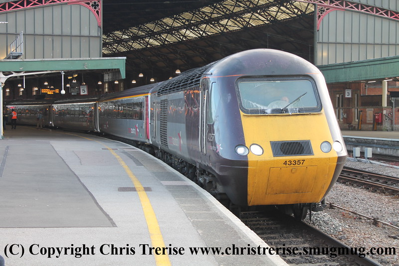 Cross Country HST Set Image