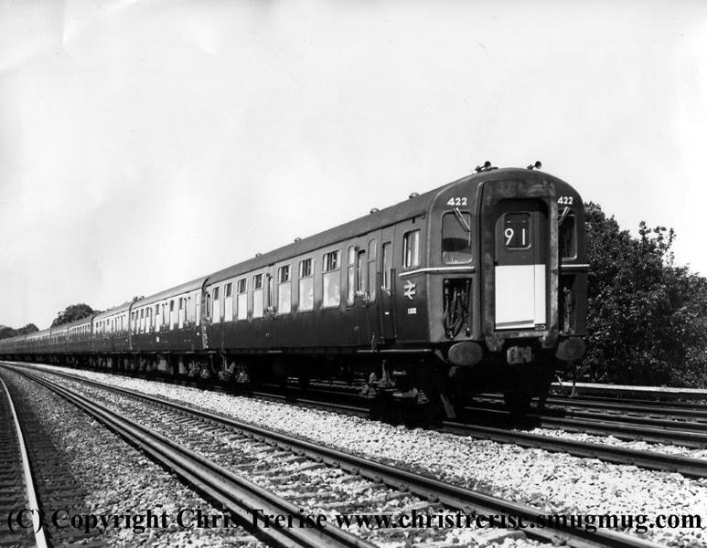 Class 491 4-TC Unit