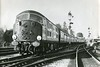 D6xx Warship Diesel Locomotive number D6xx at an unknown location.<br /> Official BR Publicity Photograph courtesy of Mr G Holmes.