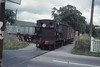 Beattie Well Tank Steam Locomotive number 30585 shunting at Dunmere Wharf.<br /> 1962