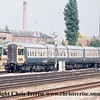 Class 123 6 Car DMU seen in July 1975 at an unidentified location.<br /> July 1975