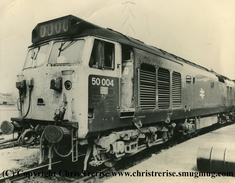 Class 50 number 50 004