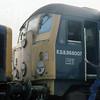 Class 24 Diesel Locomotive number RDB968007