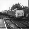 Class 50 at St Erth