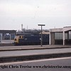 Class 47/3 Diesel Locomotive number 47 329 at Banbury.<br /> April 1978