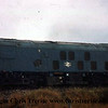 Class 25 Diesel Locomotive number 25 223 is seen near Plymouth Laira.<br /> 15th October 1978