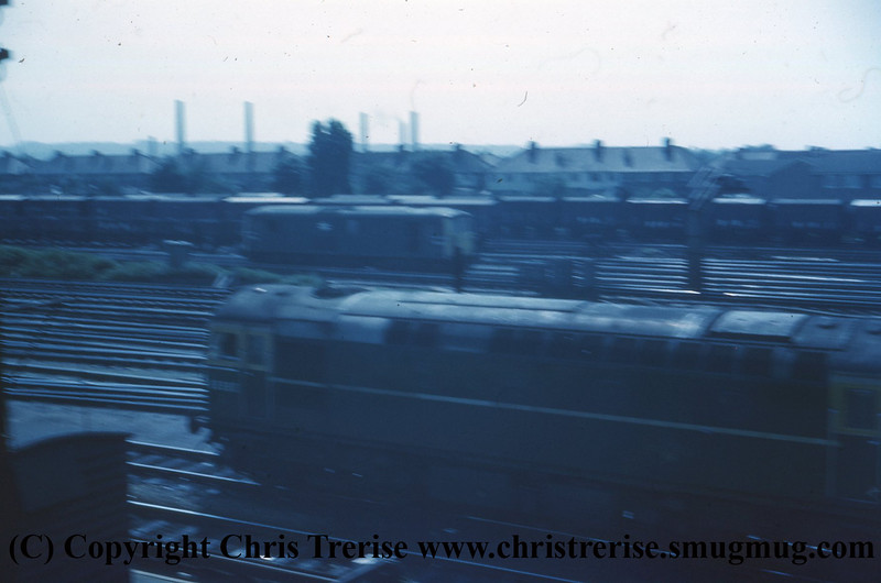 Class 33 and Class 73