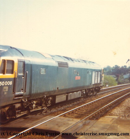 Railway Photos 1980
