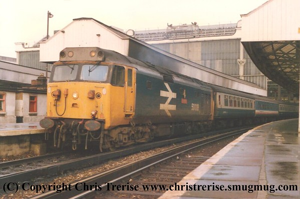 Railway Photos 1987