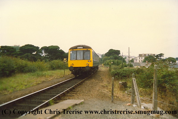 Railway Photos 1989