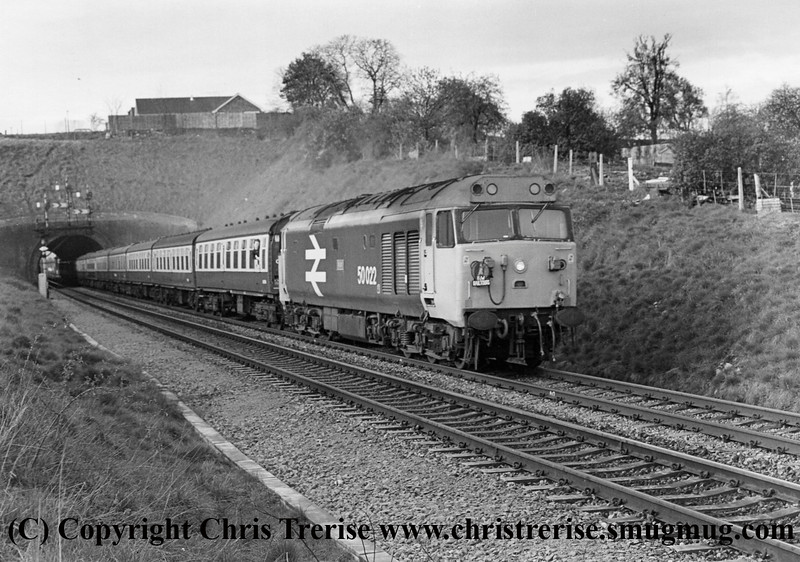 Class 50 at Worcester