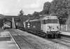 Class 50 & Class 47 at Avoncliffe Halt