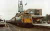 Class 33 at Weymouth Quay