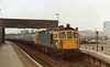 Class 33 at Poole