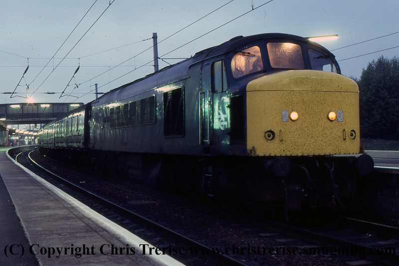 Class 45 Copyright Chris Trerise