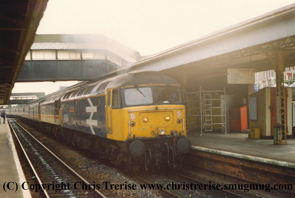Railway Photos 1991