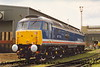 Class 47 at Old Oak Common