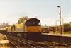 Class 33s at Aldershot