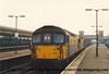 Class 33s at Exeter St Davids