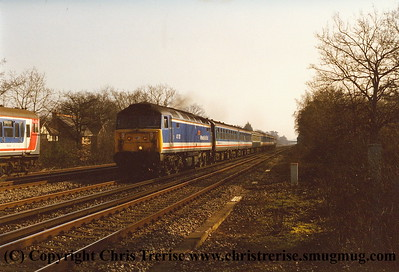 Railway Photos 1993