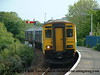 Class 150 2 Car Sprinter DMU number 150 280 leads 150 233 into Lelant Saltings with the 1711 St Erth to St Ives.<br /> 18th May 2009