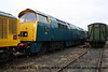 "Class 52 Diesel Locomotive number D1023 named ""Western Fusilier"" at Grosmont.<br /> 16th September 2009"