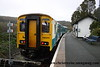 Class 150 2 Car Sprinter DMU number 150 279 at Looe with a service for Liskeard.<br /> 9th November 2009