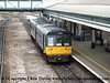 Class 142 2 Car Pacer DMU Set number 142 067 at Exeter St Davids with the 1127 to Barnstaple.<br /> 18th June 2008