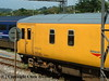 Class 950 2 Car Track Assessment Unit set number 950 001 formed of 999600 and 999601 at Long Rock.<br /> 23rd July 2008