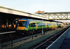 Class 170 3 Car DMU at Nottingham