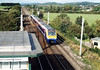 Class 175 DMU at Hest Bank Crossing