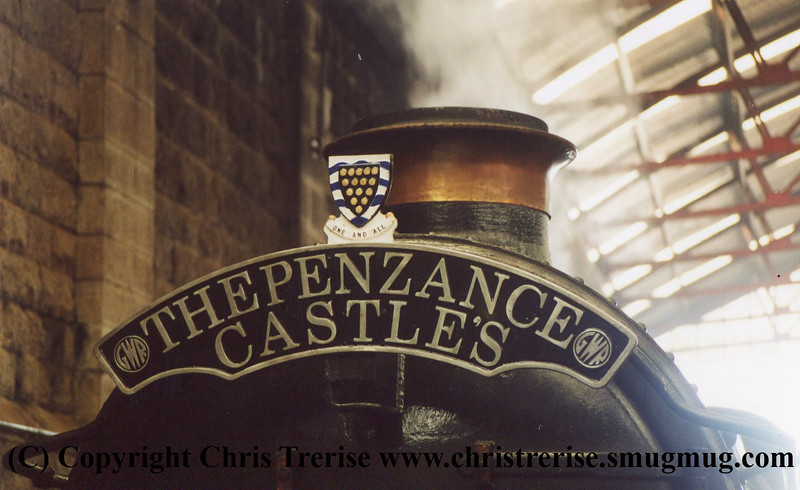 The Penzance Castle Pathfinder Tour