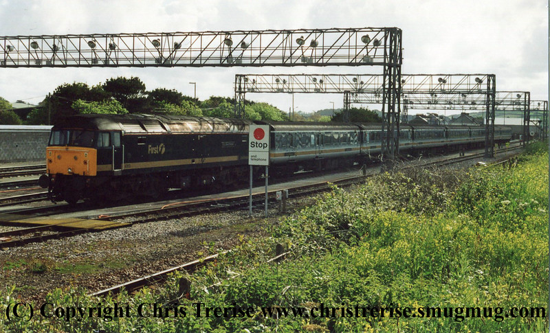 Class 47 at Long Rock