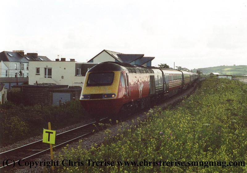 Class 43 at Long Rock