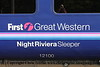Night Riviera Seating Coaches
