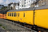 Staff Coach number 977969 at Penzance, which was built as Mk2b BFK number 14112, later converted to Royal Household Couchette number 2906.<br /> 19th April 2017