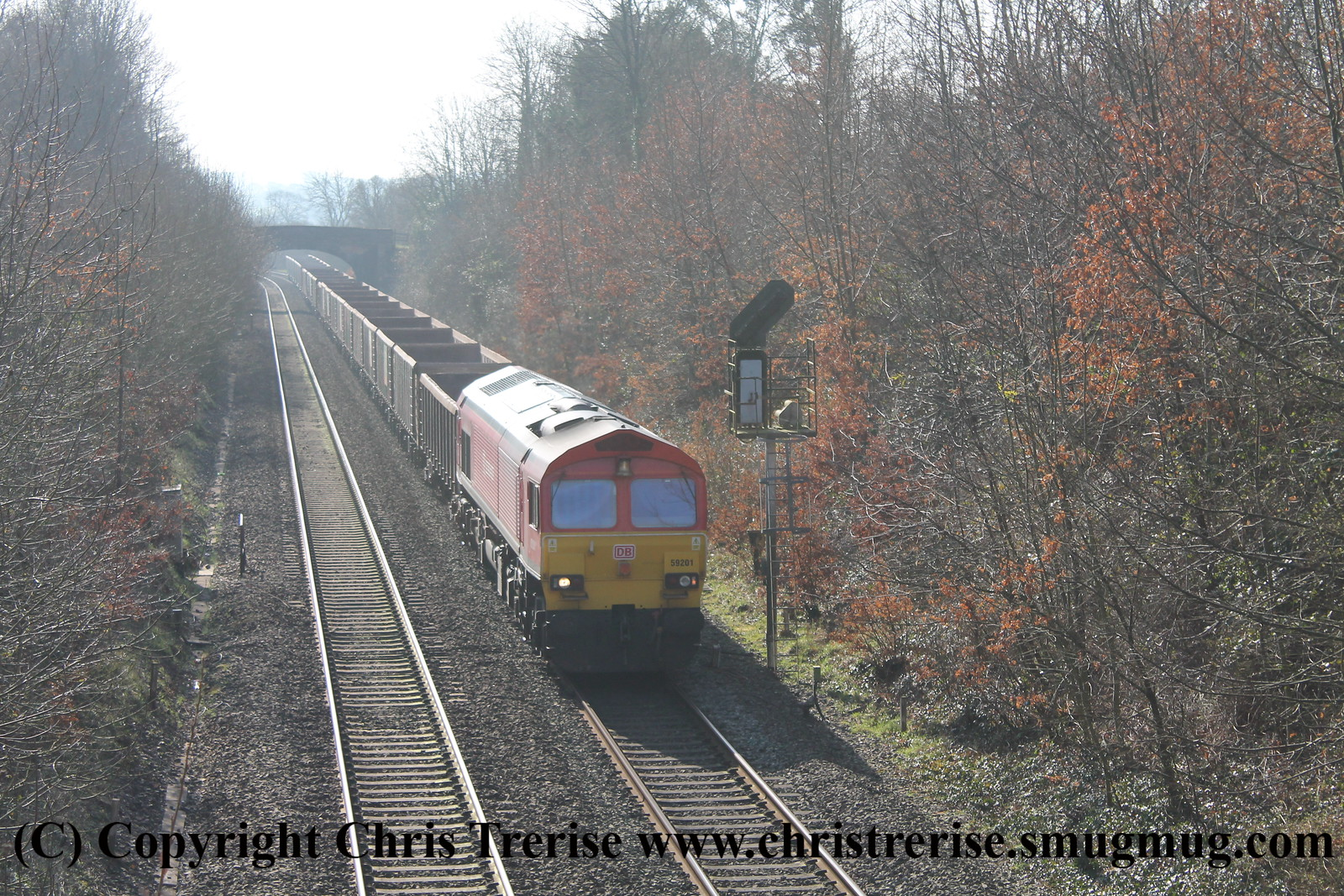 Mendip Rail JNAs Chris Trerise