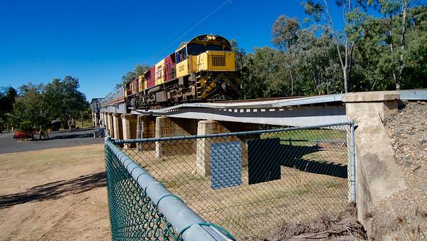 Midlander train
