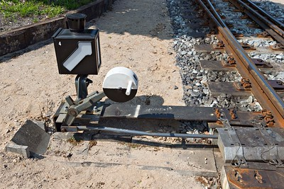 Point Lever @ Kuhlungsborn Hbf
