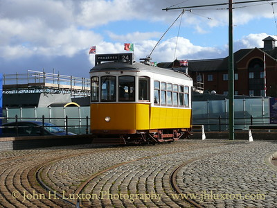 Birkenhead Tramway - October 13, 2010