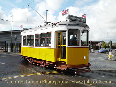 Birkenhead Tramway - October 04, 2009
