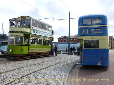 Birkenhead Tramway - May 13, 2010