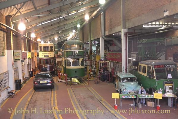 Birkenhead Tramway - November 16, 2013