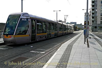 Luas Tramway, Dublin - August 28, 2013