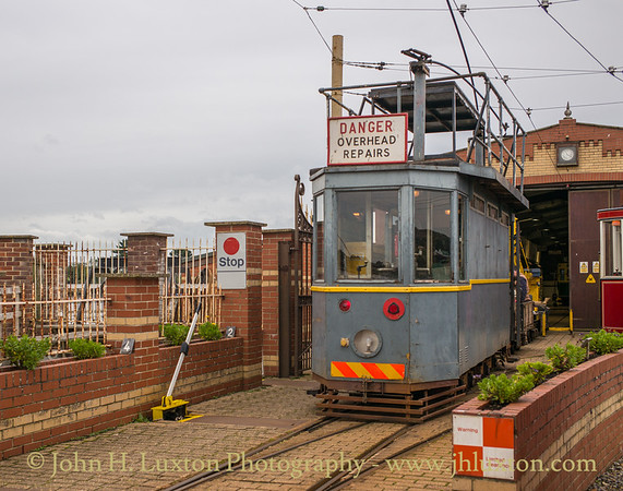 Seaton and District Electric Tramway, Devon - October 29, 2019